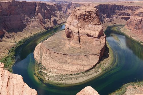 usa colorado horseshoe bend