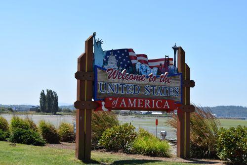 usa america welcome to america