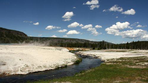 usa yellowstone yellowstone national park