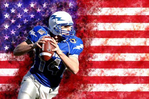 usa american football sport