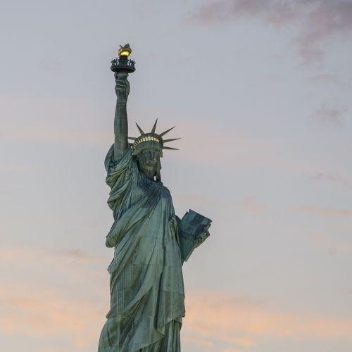 usa new york statue of liberty