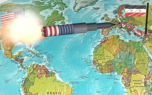 usa  syria  long-range missile