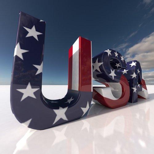 usa  flag  america