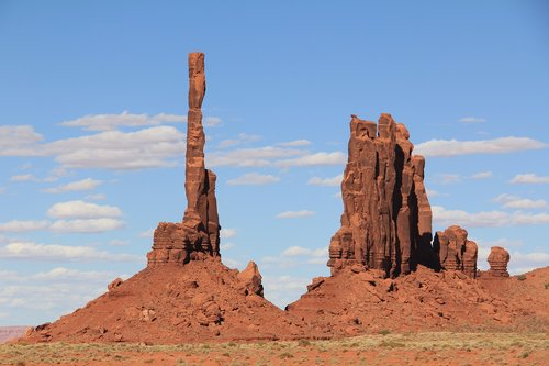 usa  monument valley  landscape