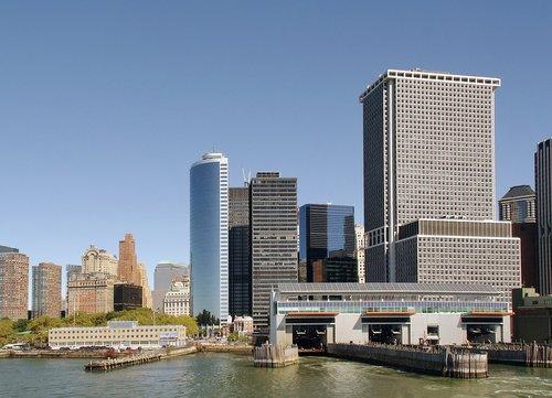 usa  new york  pier