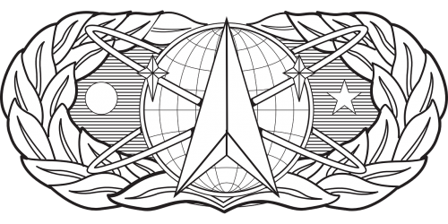 usaf air force badge