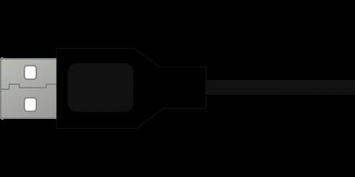 usb plugin cable