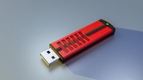 usb technology memory