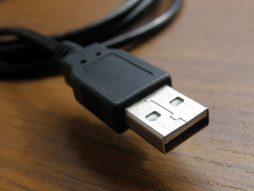 usb cable port