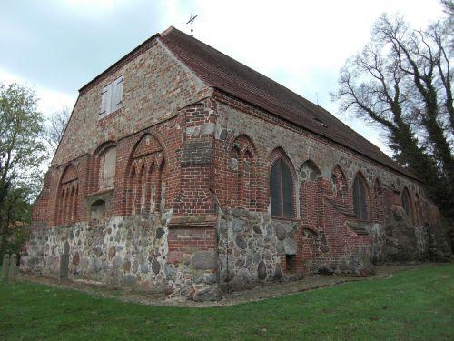 usedom church village