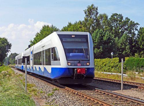 usedomer bäderbahn double unit diesel railcar