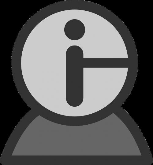 user profile info