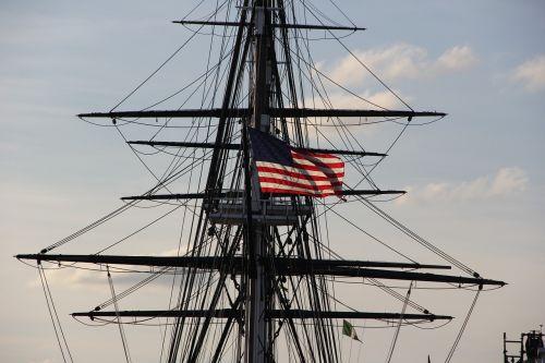 uss constitution boston harbor pat