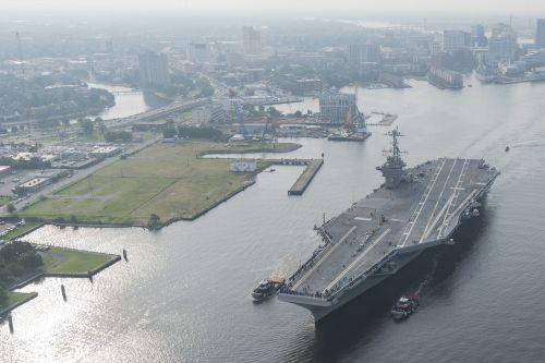 uss harry s truman cvn 75