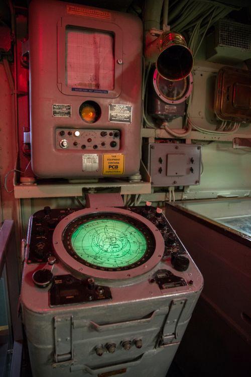 USS Intrepid Submarine