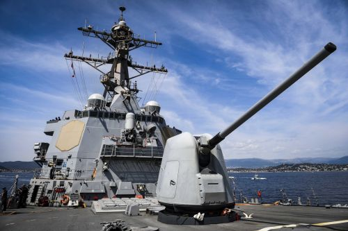 USS Oscar Austin DDG 79