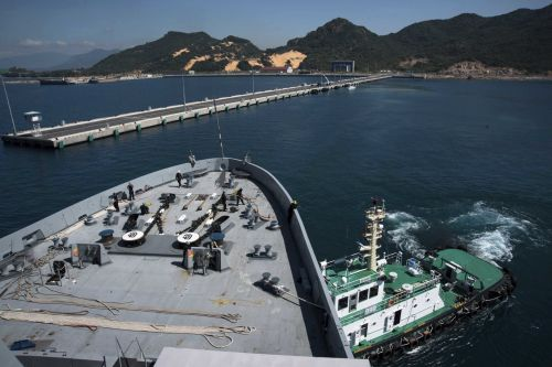 USS San Diego LPD 22
