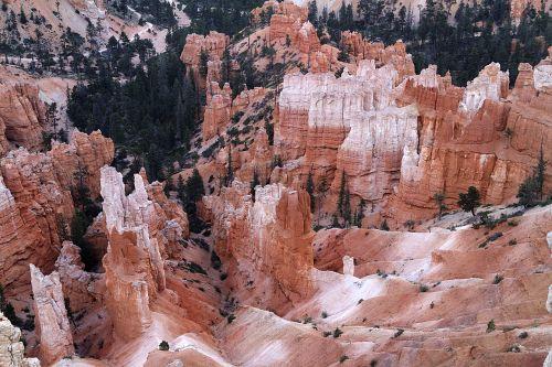 bryce canyon paunsaugunt plateau utah