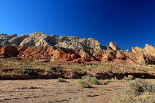 utah badlands desert