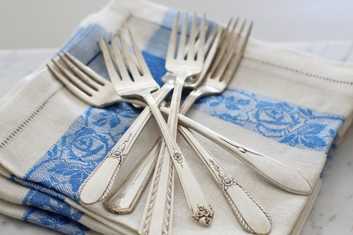 utensils  silverware  forks