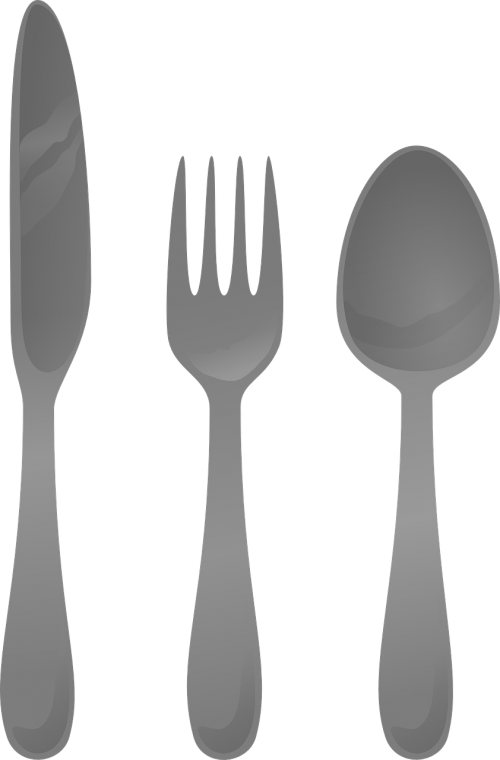 utensils silverware cutlery