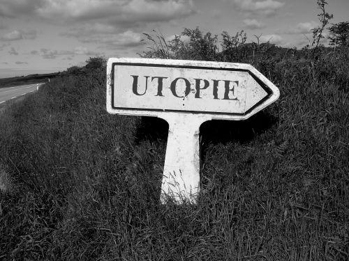 utopija,žemė,svajonė,ženklas