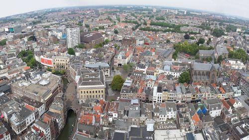 utrecht holland campanile