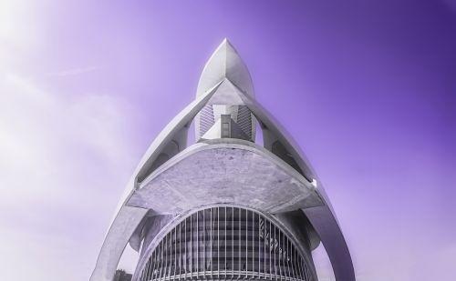 uv film architecture modern