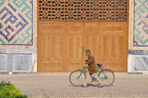 uzbekistan bike shakrisabz