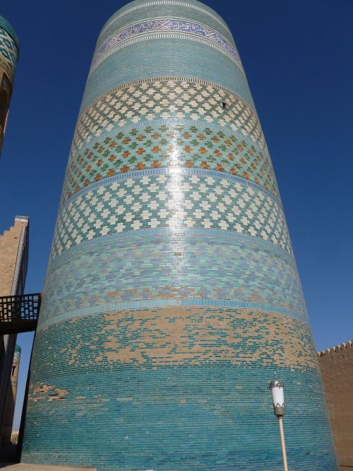 uzbekistan central asia silk road