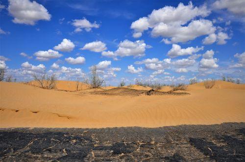 uzbekistan desert kyzylkum sand