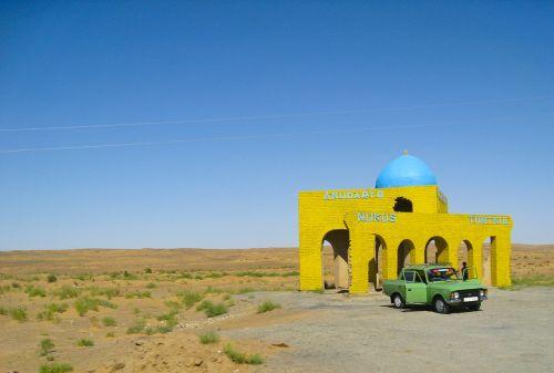 uzbekistan nukus desert kyzylkum