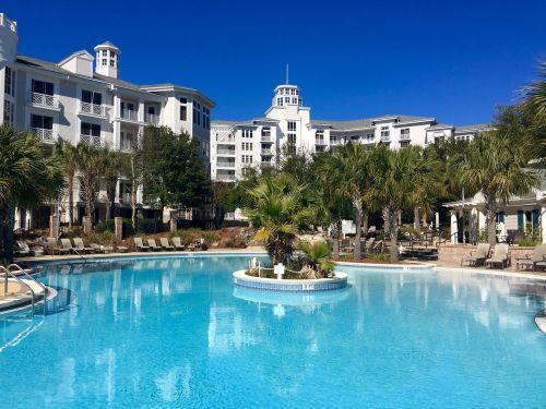 vacation travel resort