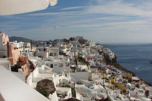vacation greek island