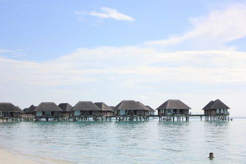vacation beach maldives