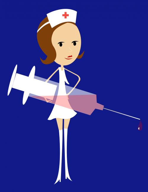 vaccination doctor nurse