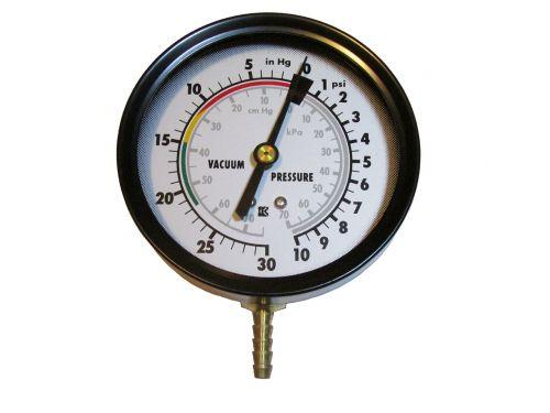 vacuum gauge pressure gauge mechanic
