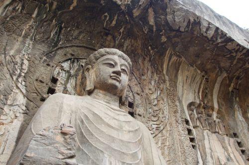vairocana as shrine longmen grottoes luoyang attractions