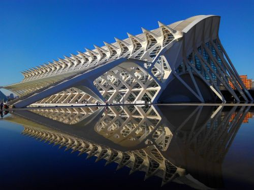 valencia architecture building