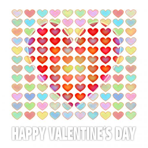 valentine valentines day card