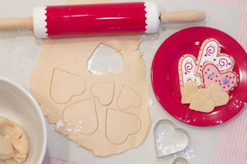 valentine valentines day valentines day cookies