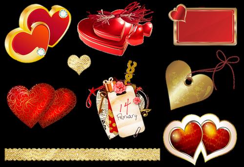 valentine clip art  valentine banner  love