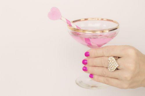 valentines day valentine champagne