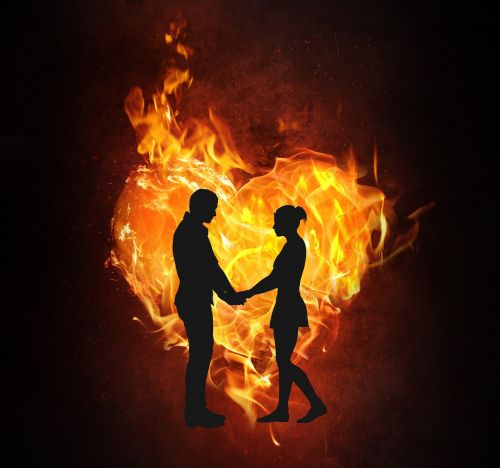 valentine's day couple love