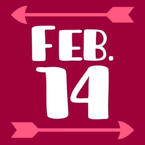 valentine's day feb 14