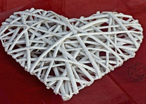 valentine's day braided plaited