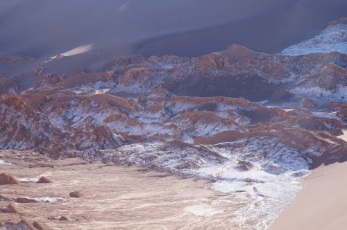 valle de la luna san pedro chile