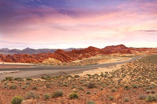 valley of fire las vegas desert