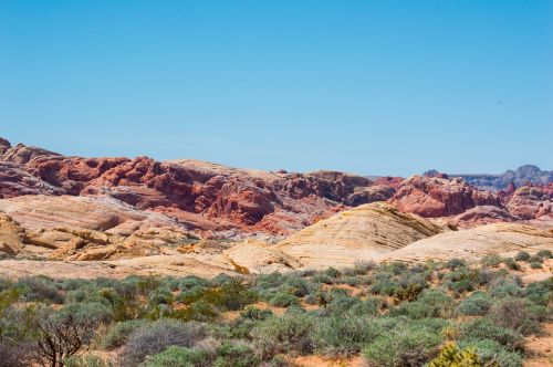 valley of fire nevada national park