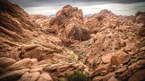 valley of fire state park nevada hike